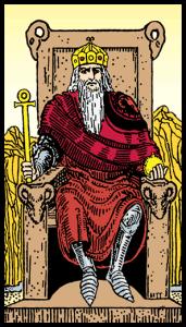 İmparator - Tarot Kartı