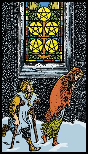 Tılsımların Beşlisi - Tarot Kartı